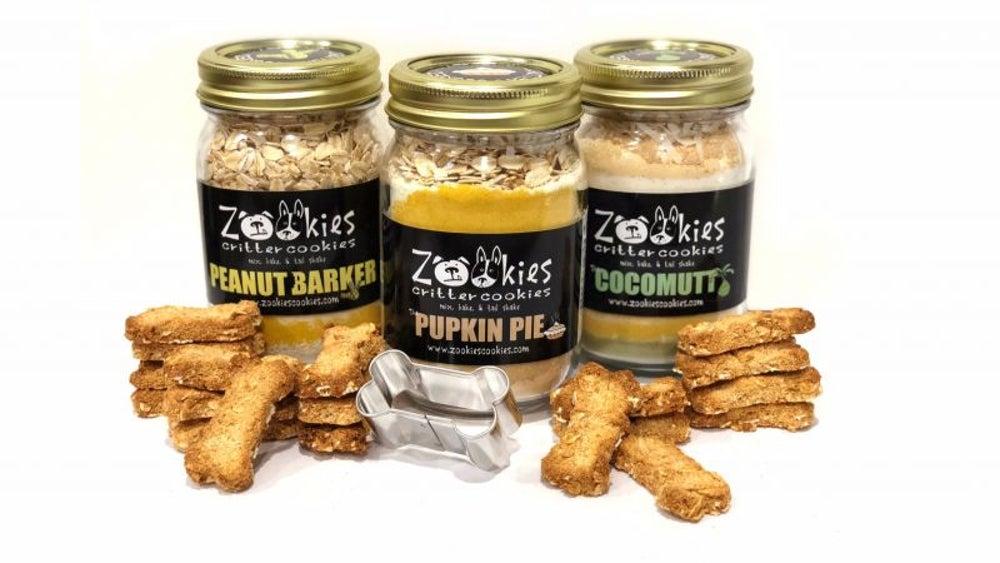 Zookies Cookies Pupkin Pie treats