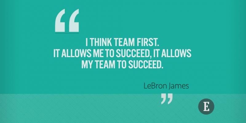 On teamwork
