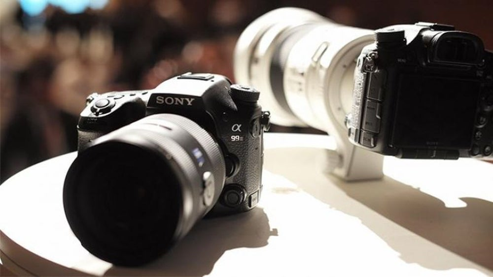 Sony A-mount