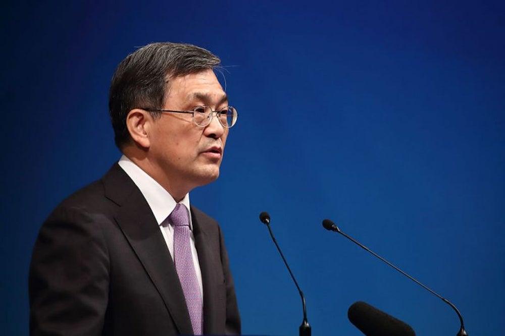 Kwon Oh-hyun, Samsung Electronics