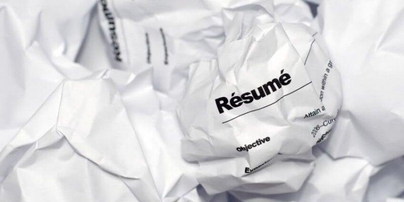 Pros and cons of using job description keywords