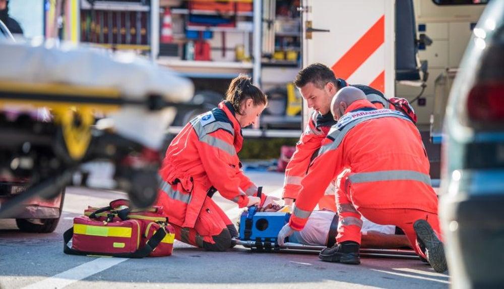Emergency medical technicians and paramedics