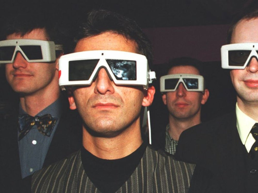 Virtual and augmented reality will become communal experiences.