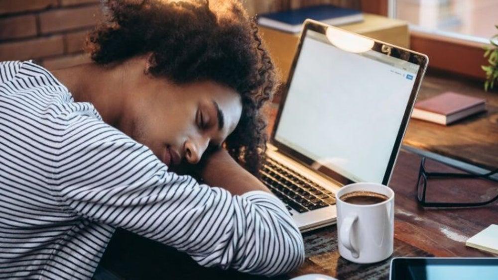 Take a power nap
