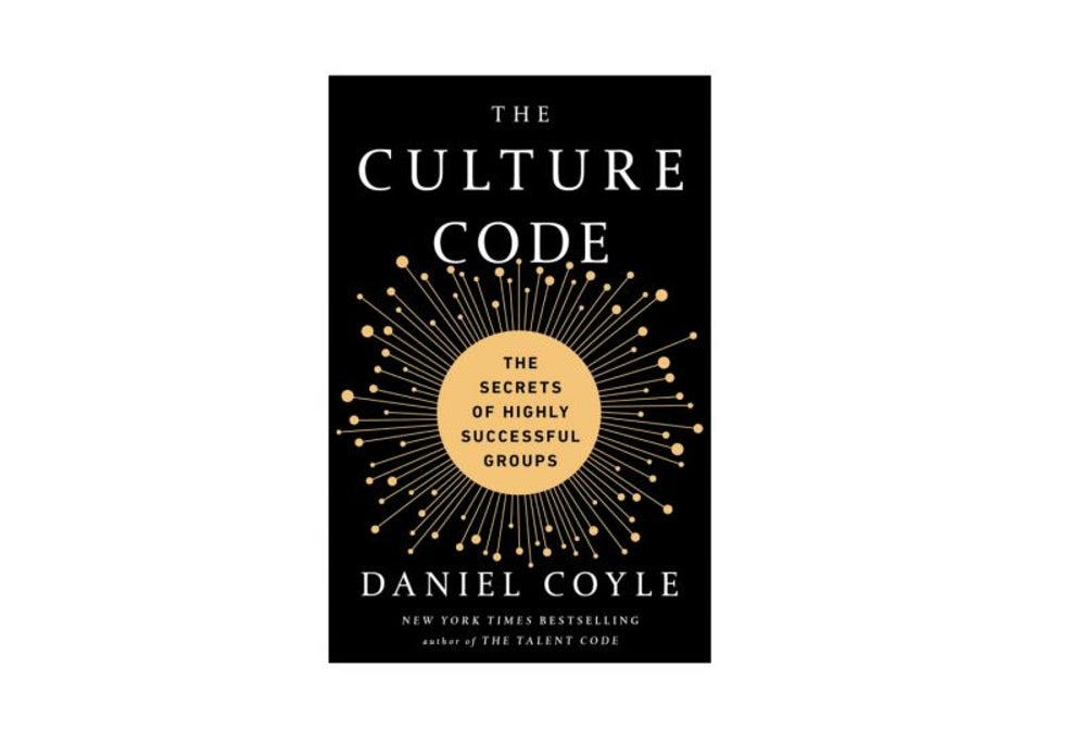 The Culture Code by Daniel Coyle (Jan. 30)