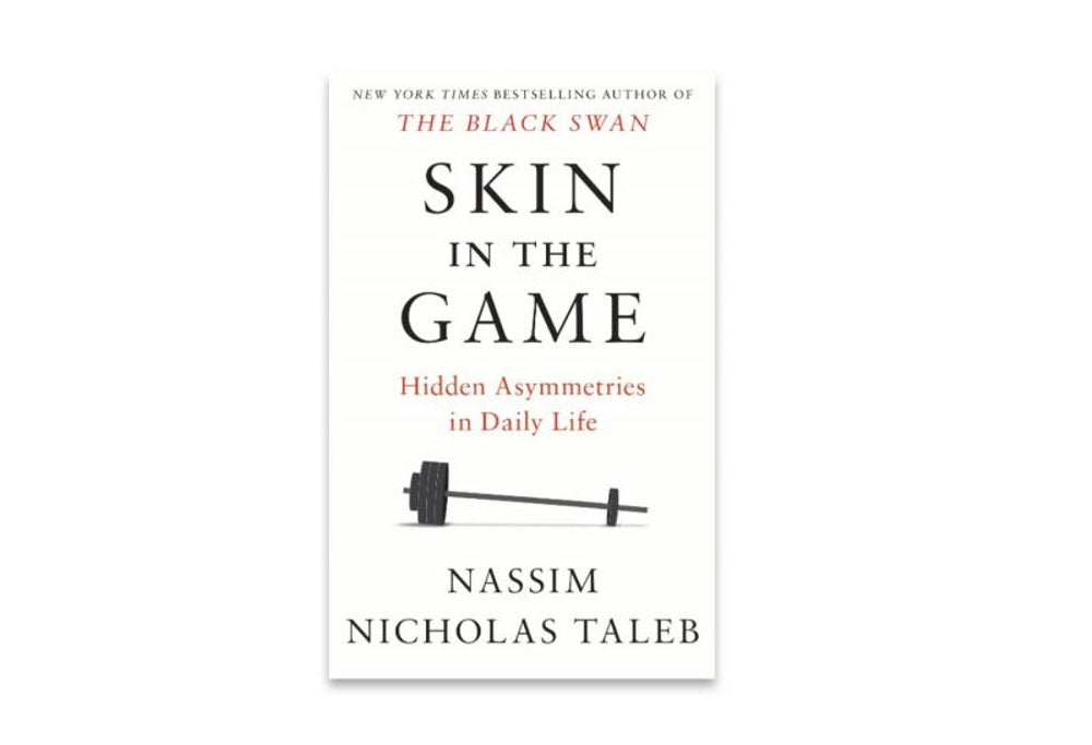 Skin in the Game by Nassim Taleb (Feb. 27)