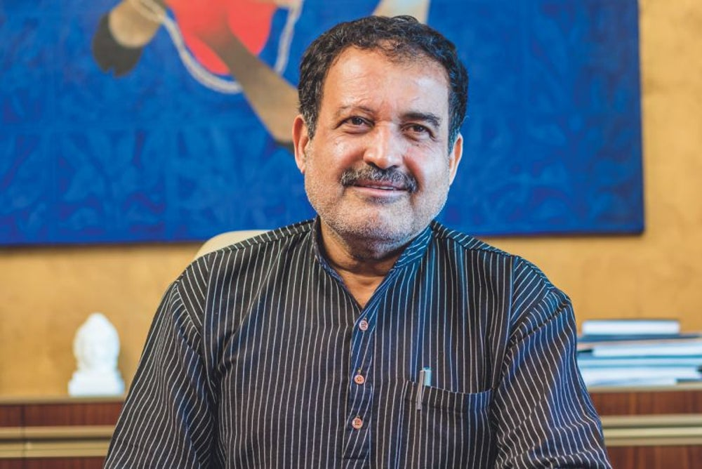 The Eternal Optimist - Mohandas Pai