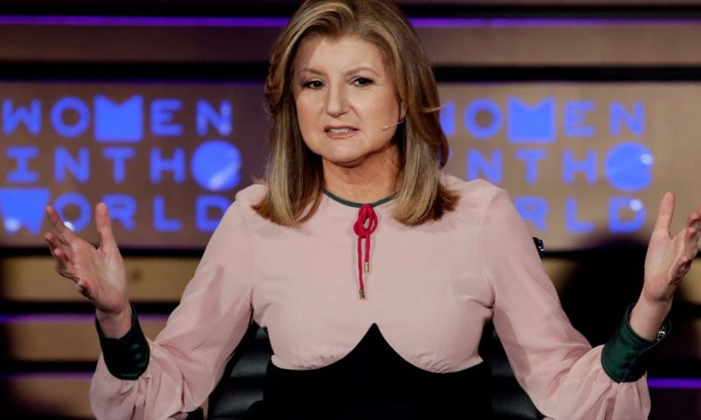 Thrive Global CEO Arianna Huffington resolves to take control of her relationship with technology.