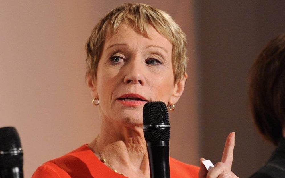"""Shark Tank"" investor Barbara Corcoran has promised herself never to read an email again."