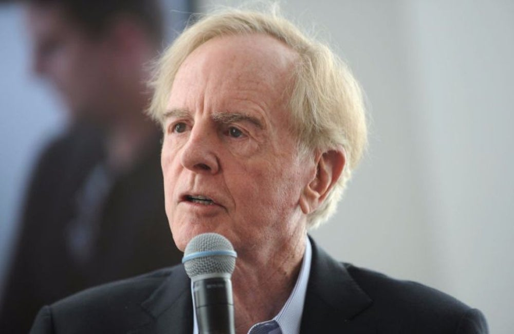 Former Apple and Pepsi CEO and current CMO of RxAdvance John Sculley wants to work on noble causes.