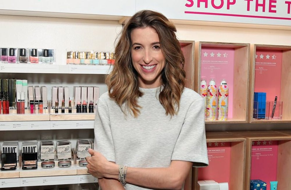 Birchbox CEO Katia Beauchamp resolves to be more present.