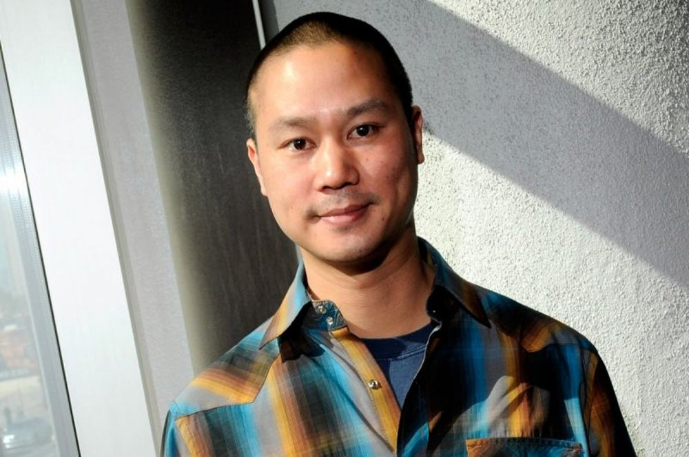 Zappos CEO Tony Hsieh hopes to maximize everyone's efficiency.