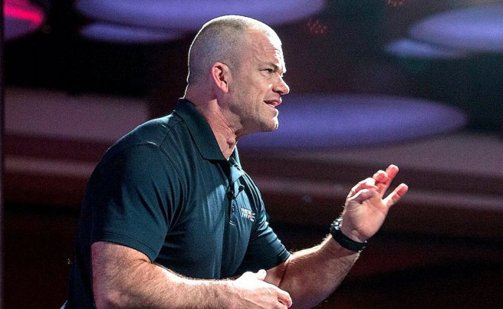 Retired Navy SEAL commander, author and podcast host Jocko Willink doesn't do New Year's resolutions, per se ... instead, he plans to get better today and every day.