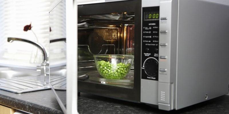 Microwave food.