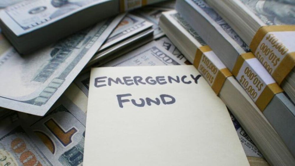 April: Establish an emergency fund