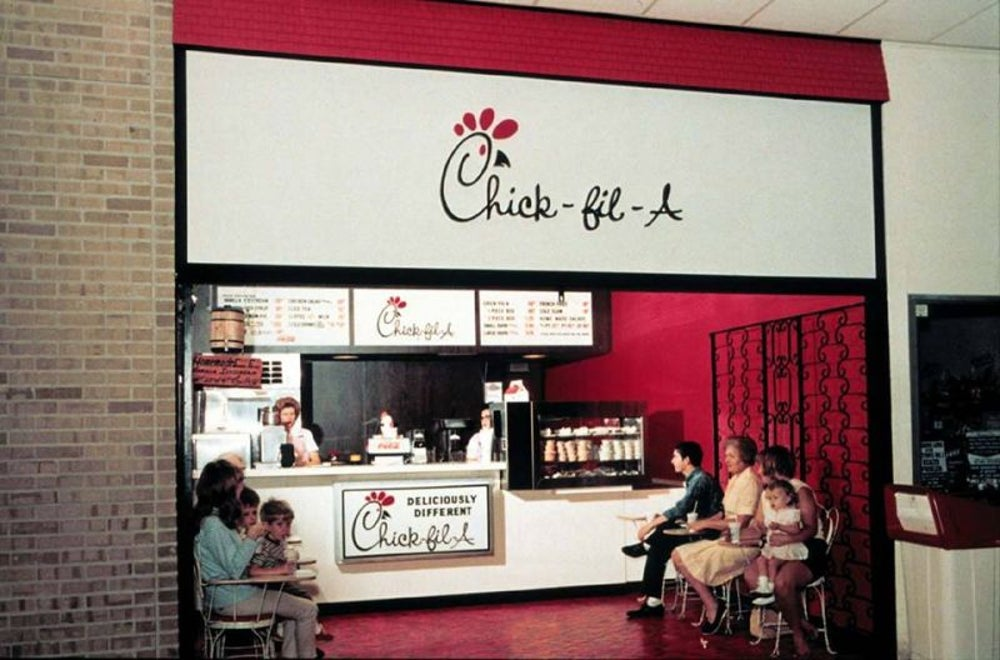 Chick-fil-A isn't an investment.