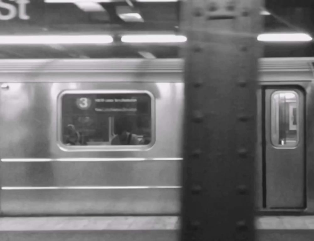 Uptown train