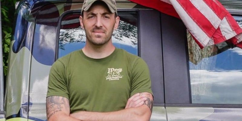 """""""Being in the military taught me to risk it all early and to risk it all often."""""""
