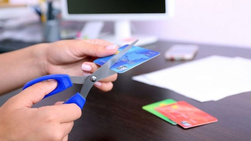 Interest on credit cards