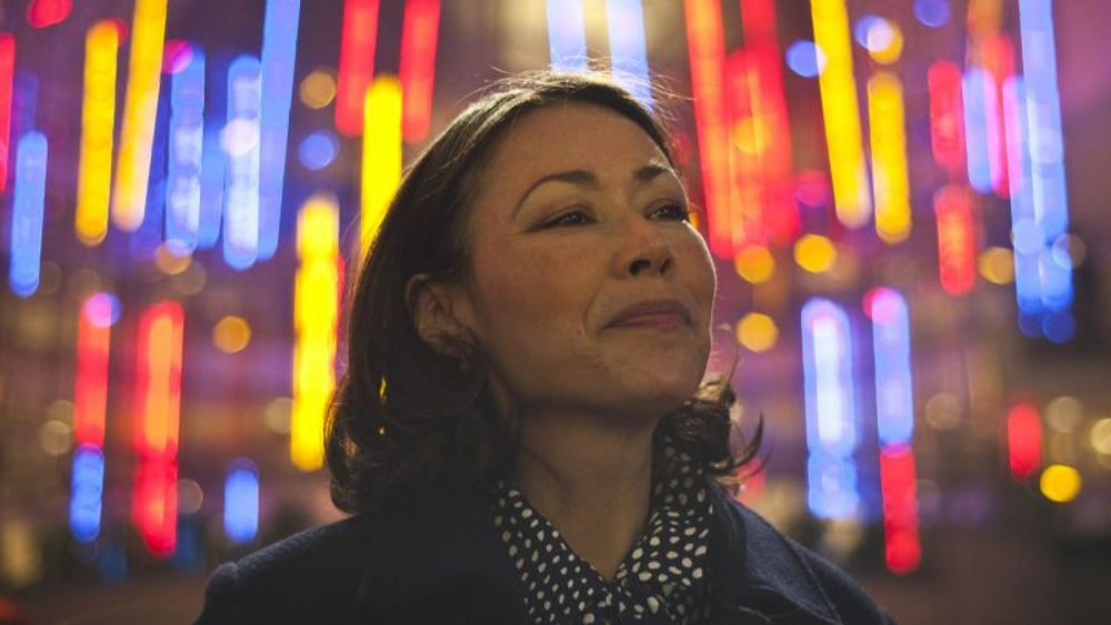 Ann Curry cried on air when announcing her departure from her 'Today' co-host role.
