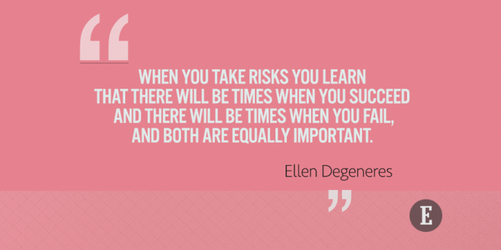 On taking risks