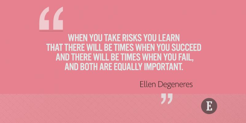 On taking risks