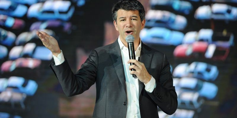 Former Uber CEO Travis Kalanick negotiated his resignation.