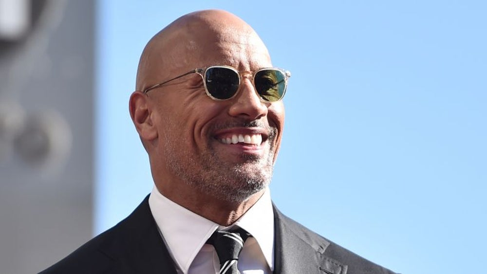 Dwayne 'The Rock' Johnson, $65 million