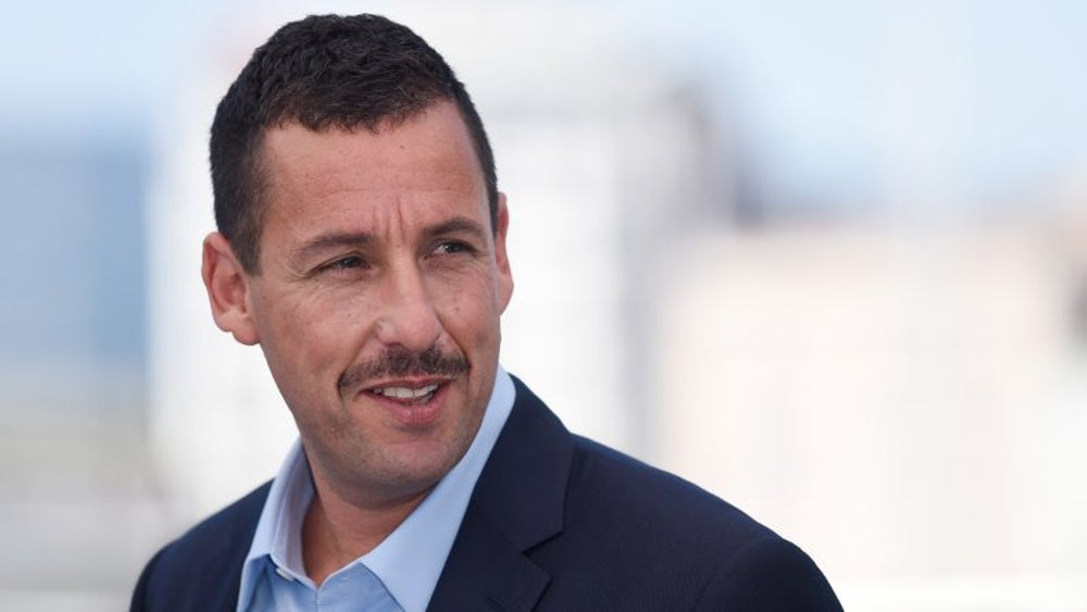 Adam Sandler, $50.5 million