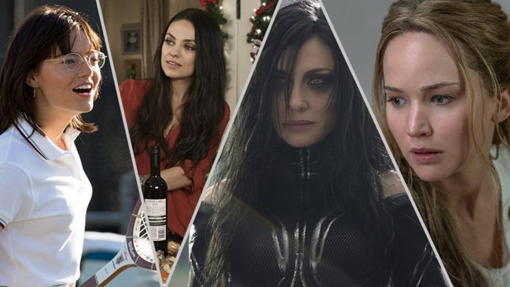 Top 10 highest paid female actresses