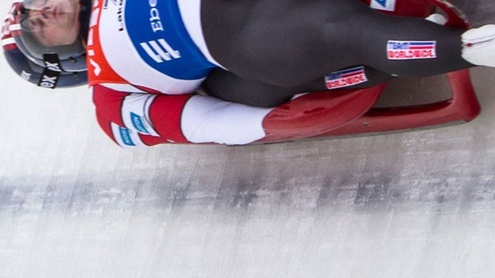 Dow Chemical is giving the Luge Team a boost.