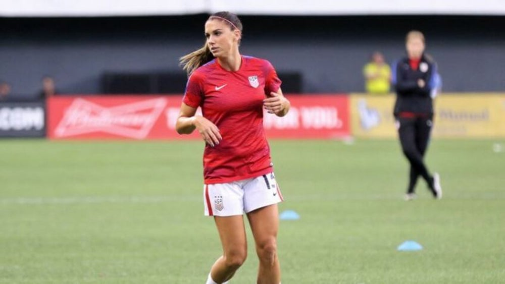 Alex Morgan Net Worth: $3 Million
