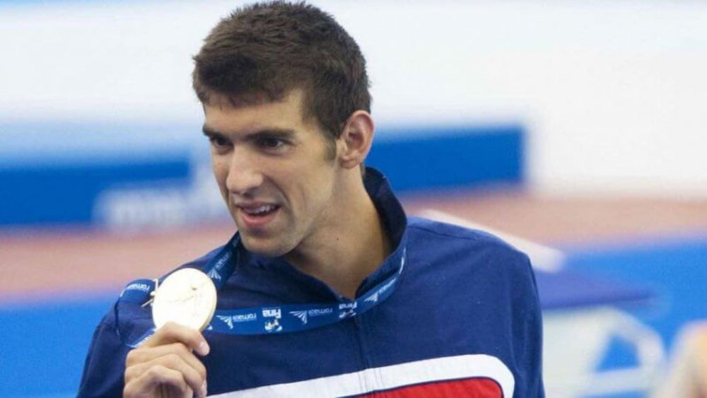 Michael Phelps Net Worth: $55 Million