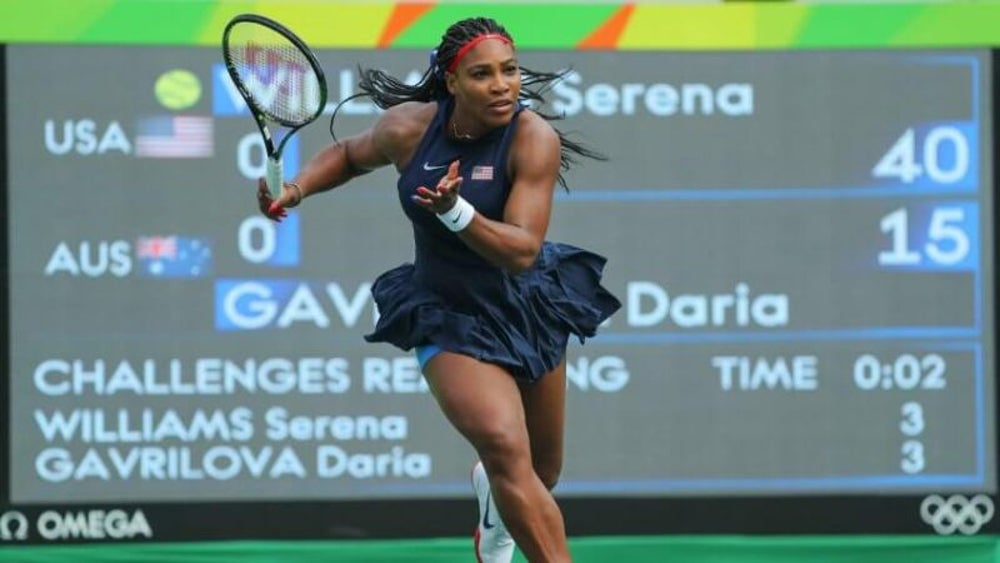 Serena Williams Net Worth: $180 Million