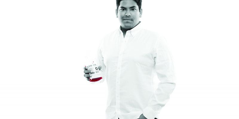 Tieing Blood With Business - Karthik Naralasetty, 28
