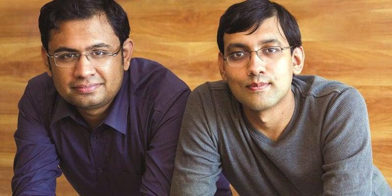 Fintech Fanatics - Harshil Mathur, 27 l Shashank Kumar, 27