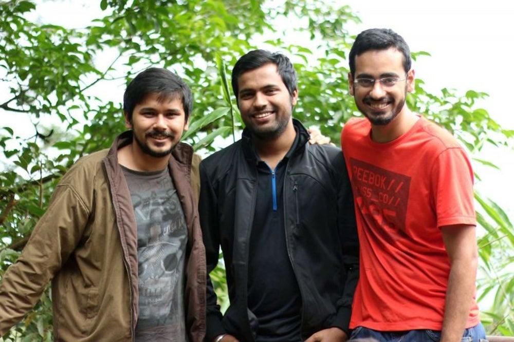 The 'Chat'ing Heroes - Farid Ahsan , 25 l Bhanu Pratap Singh, 26 & Ankush Sachdeva, 24
