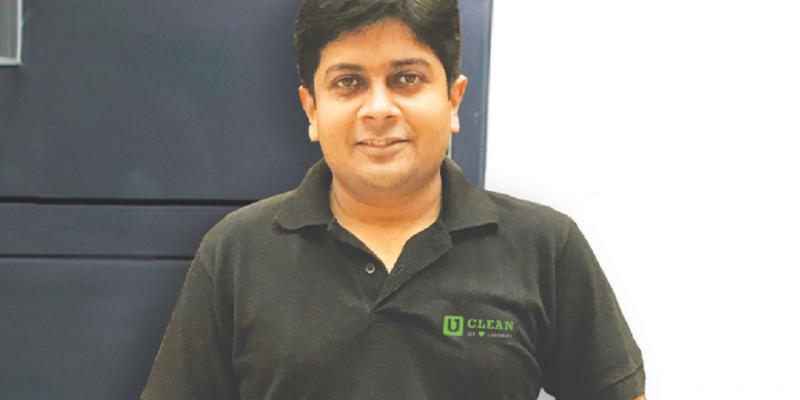 Sharing The Laundry Load - Arunabh Sinha, 34