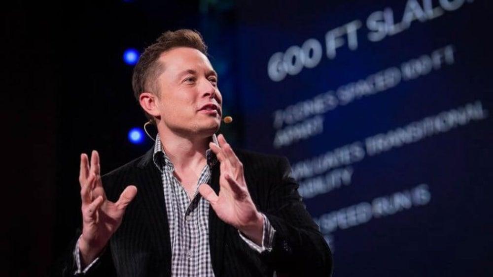 Elon Musk's car submarine