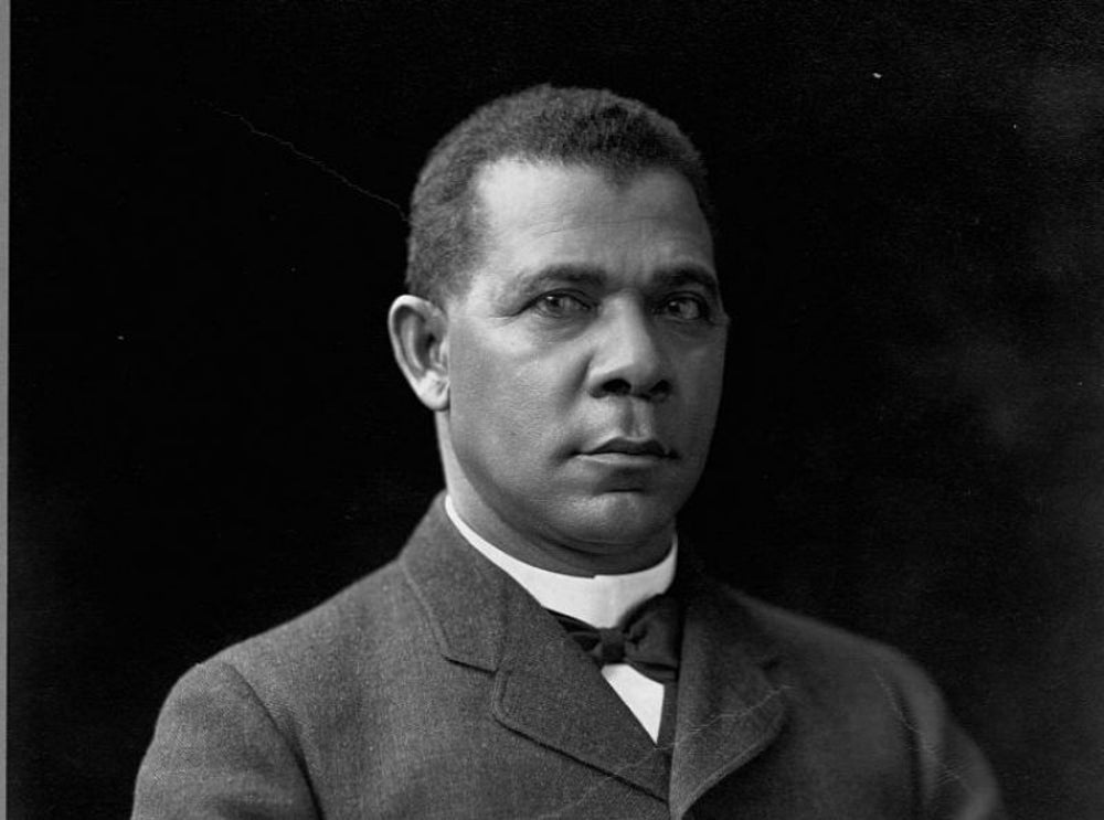 ben franklin booker t washington Booker t washington, african american educator and leader, founded tuskegee institute for black students his atlanta compromise speech made him america's major black leader for twenty years born into slavery booker taliaferro (the washington was added later) was born a slave in franklin.