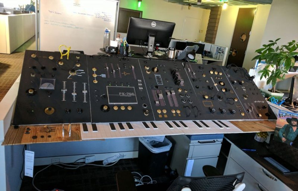 A synthesizer