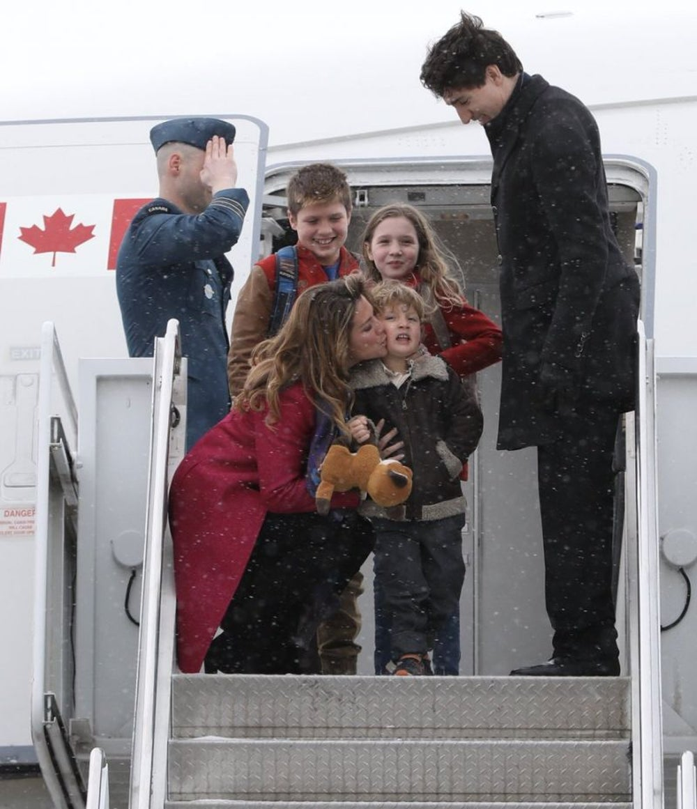 When Justin Trudeau Landed in India