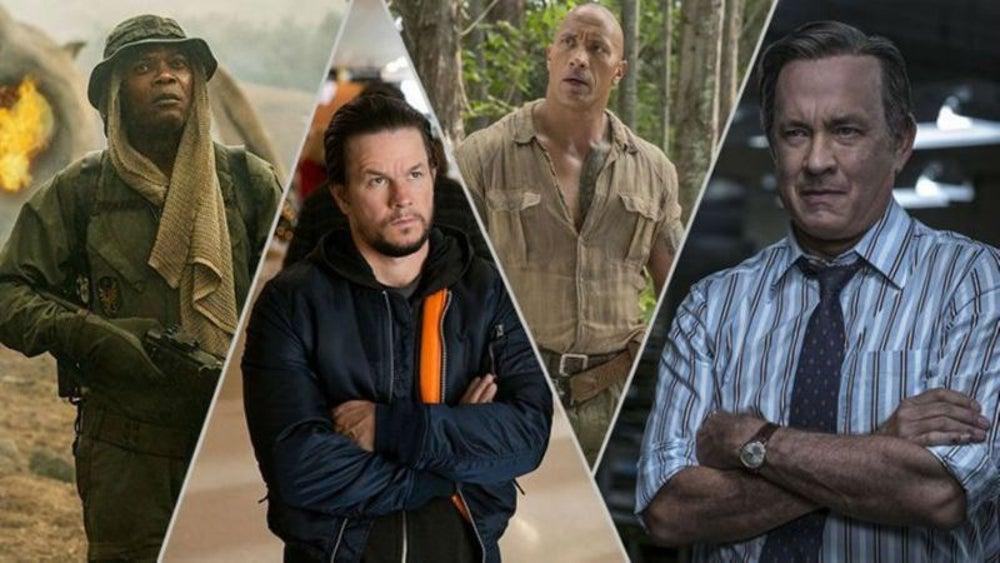 Los 10 actores mejor pagados