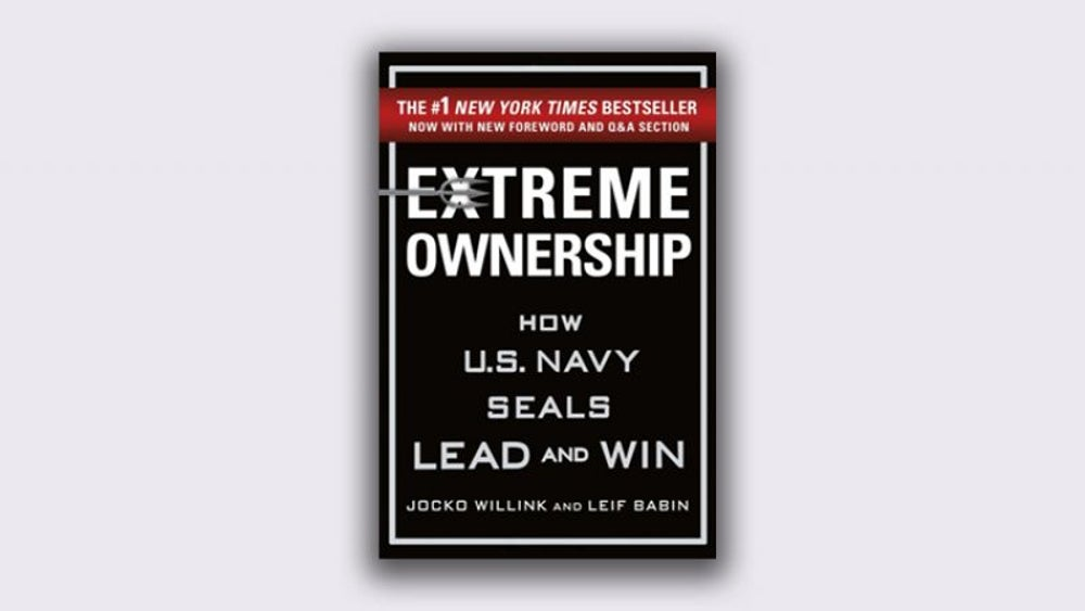 'Extreme Ownership: How U.S. Navy Seals Lead and Win' by Jocko Willink (Author) and Leif Babin