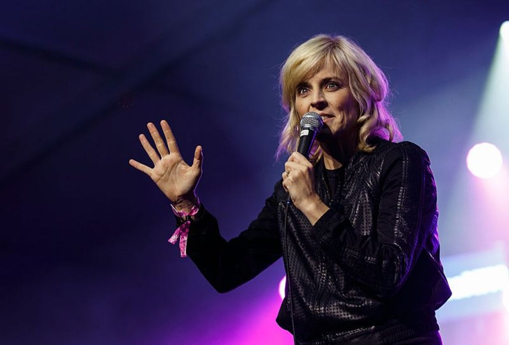 Maria Bamford, comedian and actress