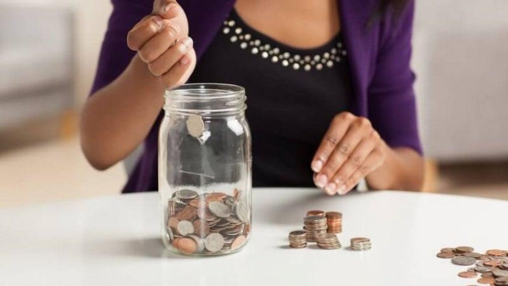 Increase savings incrementally