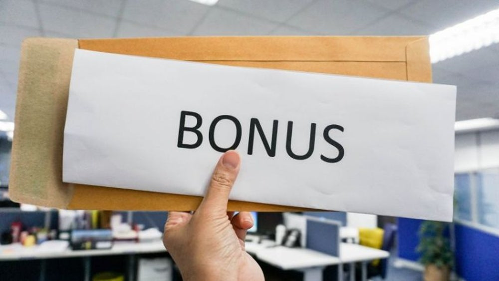 Bank your bonuses