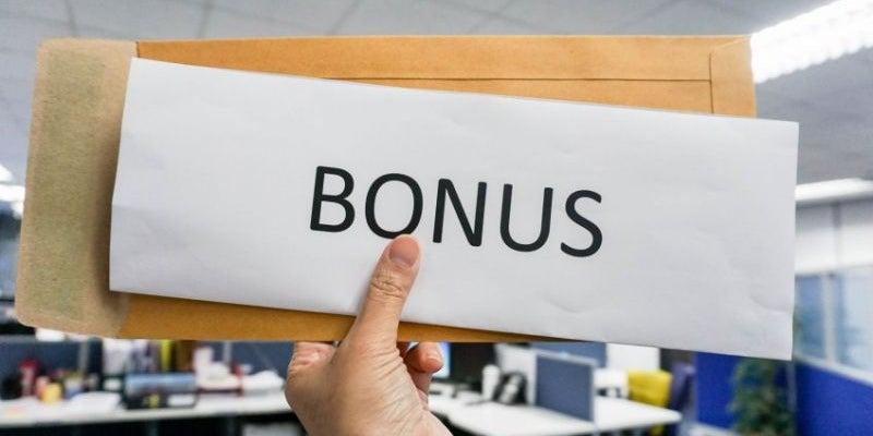 Bank your bonuses