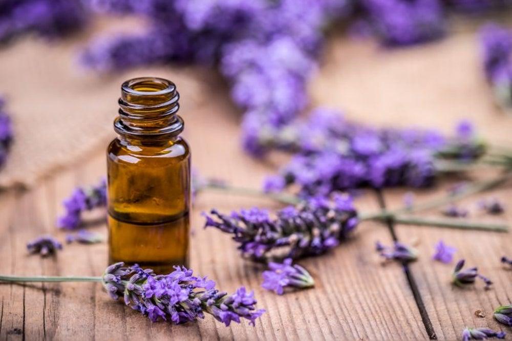 Use lavender aromatherapy