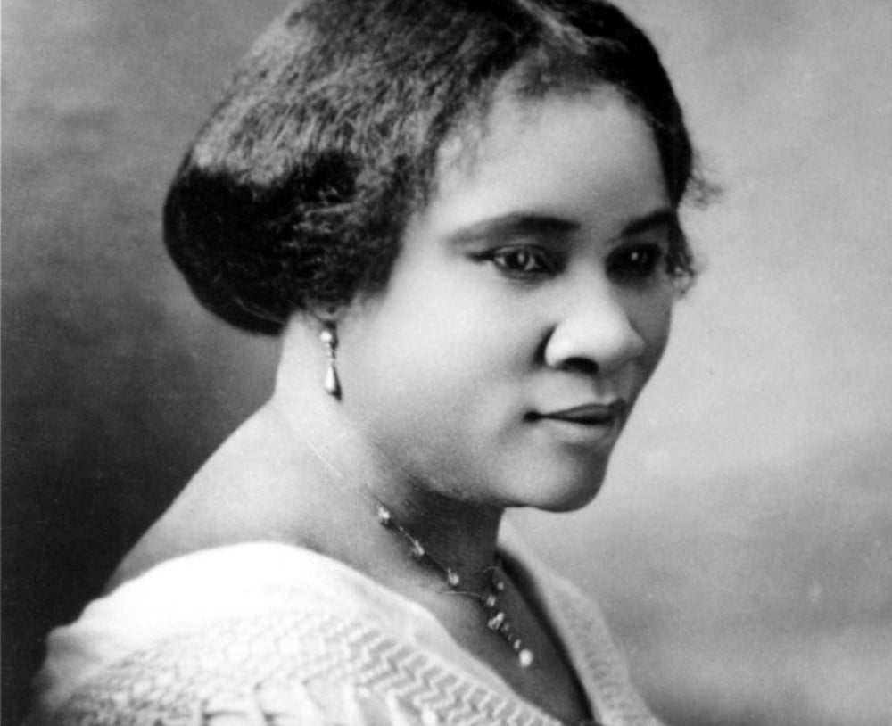 Madam CJ Walker (1867-1919)